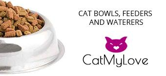 Cat Bowls, Feeders and Waterers